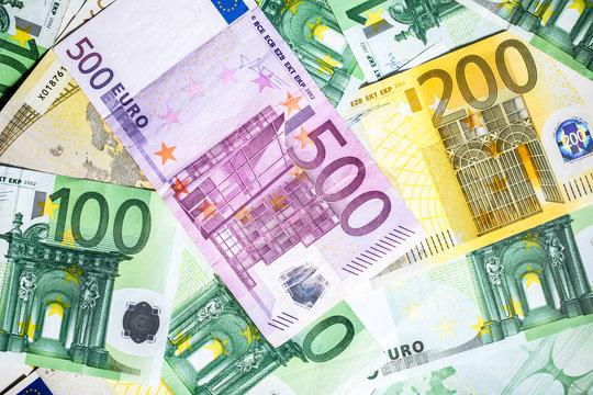 billet de banque communauté européenne