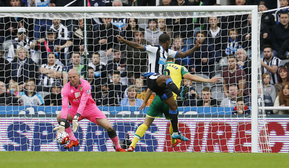 Newcastle United v Norwich City - Barclays Premier League