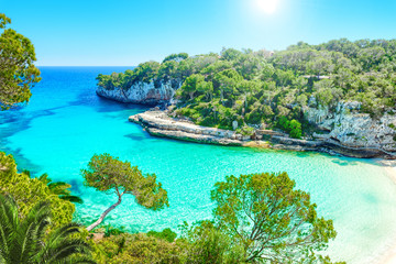 Cala Llombards Mallorca Spanien