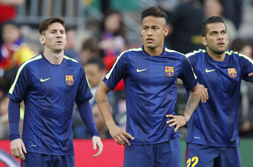 FC Barcelona v Bayern Munich - UEFA Champions League Semi Final First Leg