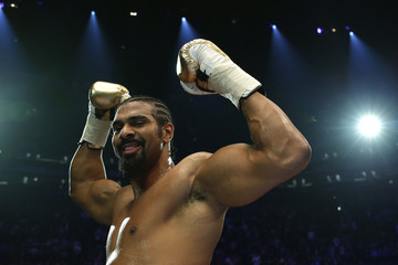 David Haye v Mark de Mori
