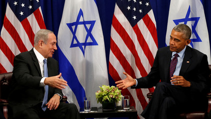 Obama meets with Netanyahu in New York
