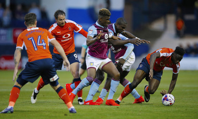Luton Town v Aston Villa - EFL Cup First Round