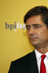 French Public Investment Bank managing director Nicolas Dufourcq attends the inauguration of the BPI Franche-Comte regional branch in Besancon