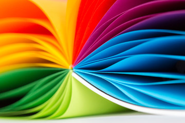 colors papers background