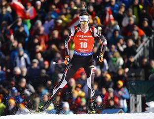 Biathlon - IBU World Championships Hochfilzen - Men 10 km Sprint