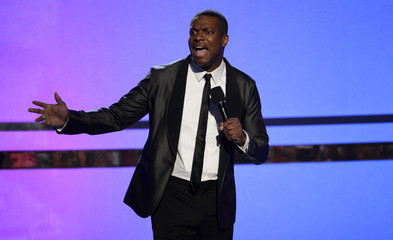 Chris Tucker hosts the 2013 BET Awards in Los Angeles