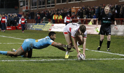 Hull Kingston Rovers v St Helens - First Utility Super League