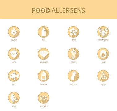 icone food allergens