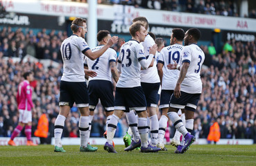 Tottenham Hotspur v AFC Bournemouth - Barclays Premier League