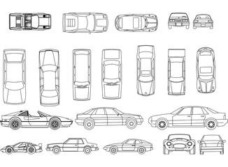 Cars blueprint