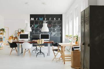 New design office