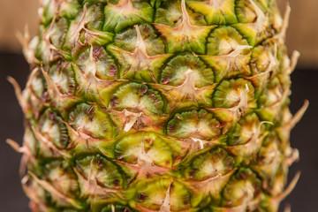 Close-up Pineapple