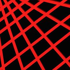 Foto auf AluDibond Klassische Abstraktion Abstract background with lines