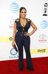 Niecy Nash arrives at the 48th NAACP Image Awards in Pasadena