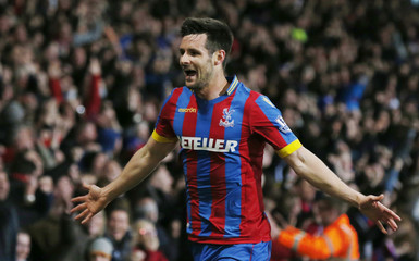 Crystal Palace v Manchester City - Barclays Premier League
