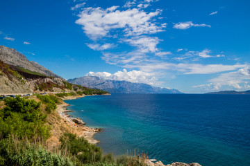 Coastal Highway Croatia