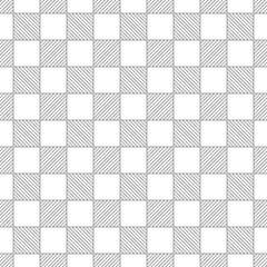 Checkered seamless pattern