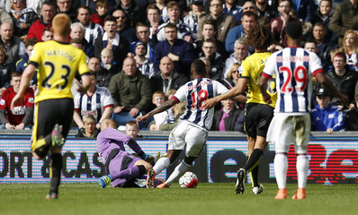 West Bromwich Albion v Watford - Barclays Premier League