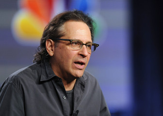 """About a Boy"" Executive Producer Jason Katims takes part in a panel discussion at Winter Press Tour for TCA  in Pasadena, California"