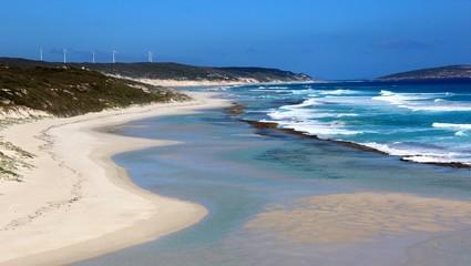 Plage d'Esperance, Australie Occidentale