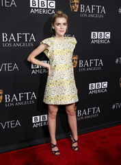 Actress Shipka poses at the BAFTA Los Angeles TV Tea in Los Angeles, California
