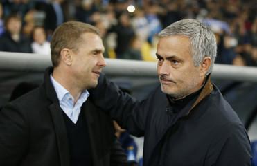 Dynamo Kiev v Chelsea - UEFA Champions League Group Stage - Group G