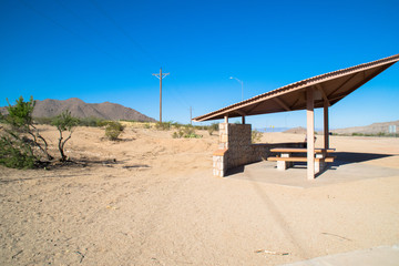 Rest station