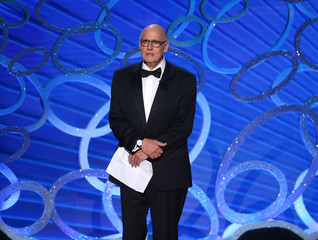 Actor Jeffrey Tambor presents an homage to Gary Shandling at the 68th Primetime Emmy Awards in Los Angeles