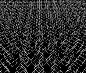 フレーム構造のイメージ