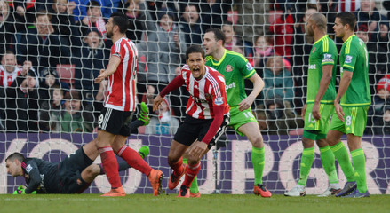 Southampton v Sunderland - Barclays Premier League