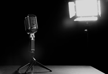 Microphone for shows