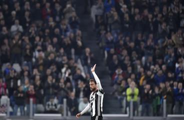 Football Soccer - Juventus v Sampdoria - Italian Serie A