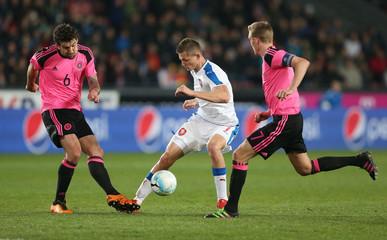 Czech Republic v Scotland - International Friendly