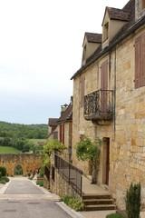 Domme, village classé en Périgord noir, Dordogne