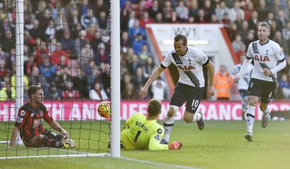AFC Bournemouth v Tottenham Hotspur - Barclays Premier League