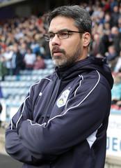 Huddersfield Town v Burnley - Sky Bet Football League Championship