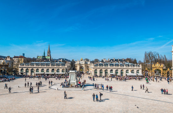 Main Square of Nancy