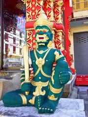 Thailand - Chiang Rai - Wat Klang Wiang
