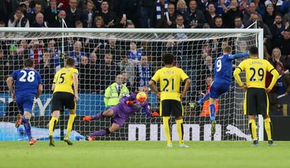 Leicester City v Watford - Barclays Premier League