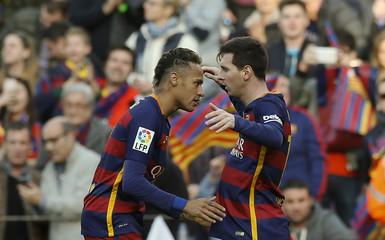 Football Soccer - Barcelona v Atletico Madrid- Spanish Liga BBVA