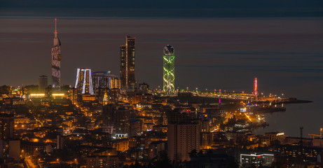 Batumi at Night II