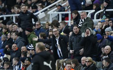 Newcastle United v AFC Bournemouth - Barclays Premier League