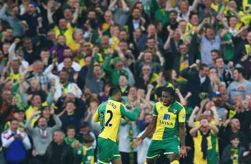 Norwich City v Watford - Barclays Premier League