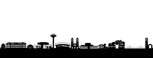 Leverkusen Panorama