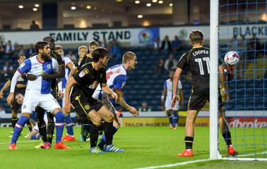 Blackburn Rovers v Crewe Alexandra - EFL Cup Second Round