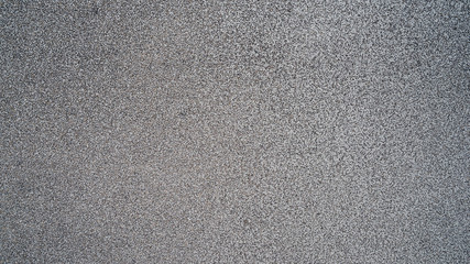 Gray asphalt road background or texture Wall mural