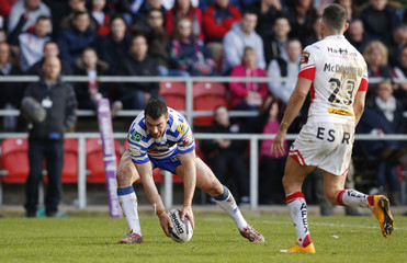 St Helens v Wigan Warriors - First Utility Super League