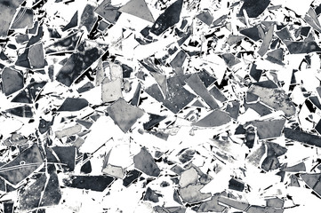 Abstract monochrome background texture
