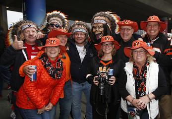 Cincinnati Bengals v Washington Redskins - NFL International Series